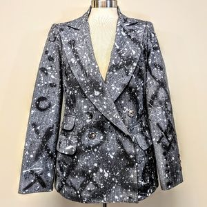 Custom Graffiti  Blazer